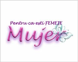 mujer logo touristica